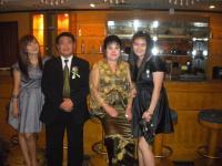 Hotel sahid Surabaya lydia,Rolly,Debby,Tia