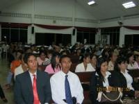 KKR di gereja Ranau Malasya