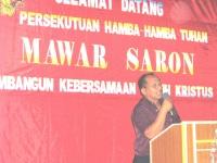 pdm.Markus Piter dari malasya memberikan kesaksian pd KKR