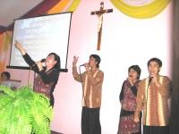 KKR di Gereja segala bangsa surabaya