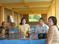 usai KKR tutup puasa bersama Ev Tonny Suhartono,bp.John Hengzs SH & ibu.ibu pdt rolly.
