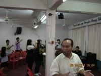 Pdt Rolly Rorong KKR di Sidang injil Borneo serawak.(evangelical Charch)namapak gembala sidang.Pastor David.Limbang Malasya.