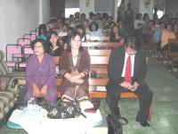 KKR di Gereja utusan pentakosta ponrogo.gembala sidang pdt Gidion.