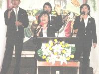KKR di Gereja pantekosta pusat suranaya.Gembala Pdt Hendrik Manalik