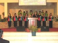 Tim leader,pujian,gereja betel tabernakel kota Madium dlm KKR
