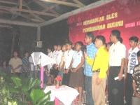 KKR di desa Kalinda Tahuna tim safari bersama GPDI DSPDI.GMIS.