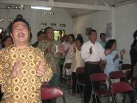 Seminar pdt-pdt di jawa tengah