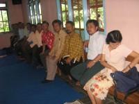 Tim SAFARI Seminar di Persekutuan pdt-pdt Kab Nganjuk