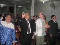 KKR safari indonesia penuh urapan.pdt Drs Ruddy Rompas,pdt WH Katuuk Pdt Uce Wentu.pdt H Marentek