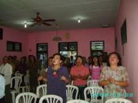 KKR di gereja Betel Indonesia di Blitar