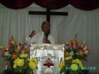 Gembala sidang GPIA Blitar