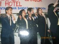KKR natal.Di Hoten Elmi Surabaya