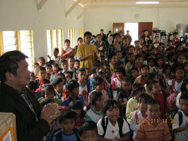 pelayanan anak2 indonesia di malaysia.....Tuhan mengasihi anak2.....
